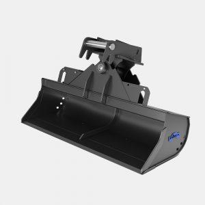 łyżka skarpowa do koparki LSH-ZMG1-1100 hydrauliczna